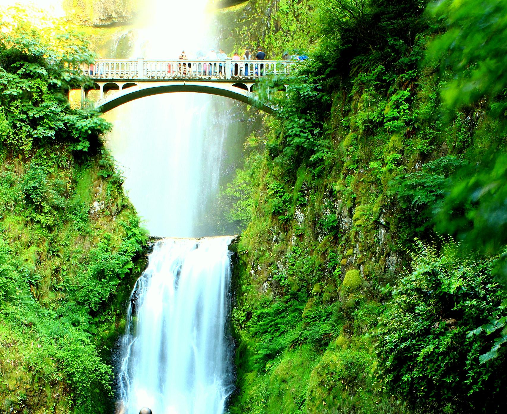 Multnomah Falls - 2
