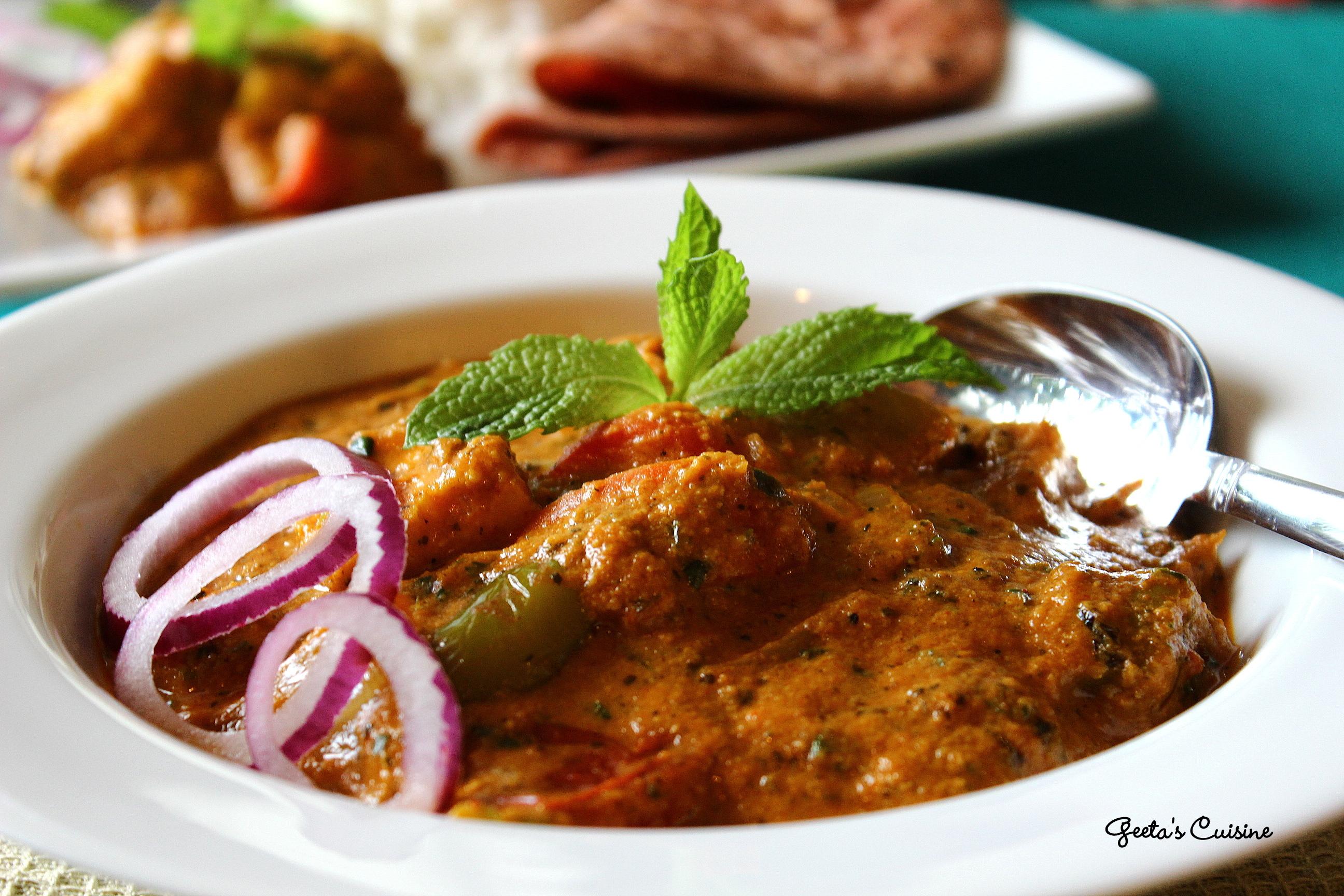 how to make paneer tikka masala without onion and garlic