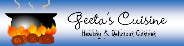 Geeta's Cuisine